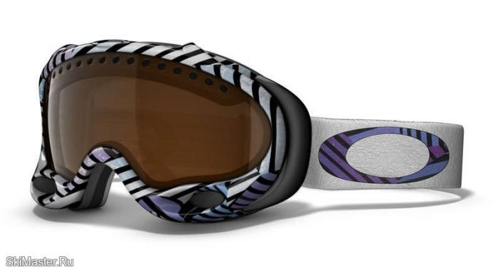 Маска Oakley A-Frame Shaun White/Black Iridium (2011)