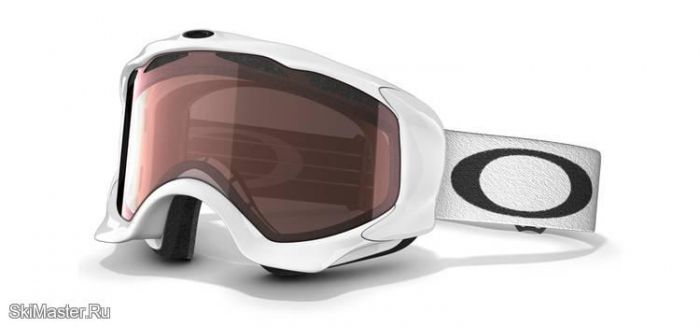 Маска Oakley Twisted Polished White / VR28 (2012)