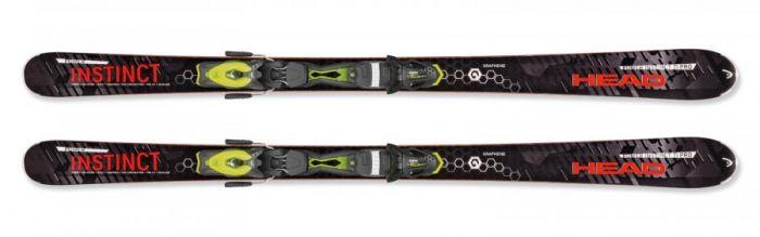 Горные лыжи Head Power Instinct Ti PRO AB (15/16)