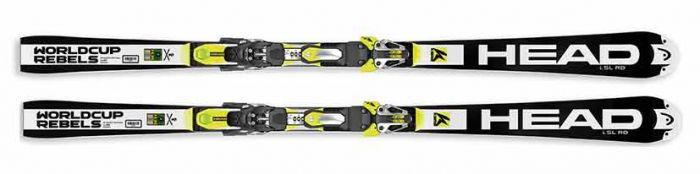 Горные лыжи Head  Лыжи WC Rebels i.SL RD + Крепления Freeflex Pro 14 Brake 85 [D]