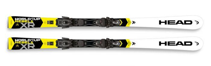 Горные лыжи Head Worldcup Rebels XR AB + Крепления PR 11 2018