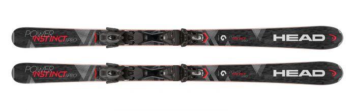 Горные лыжи Head Power INSTINCT Ti Pro AB + Крепление PR 11 2018