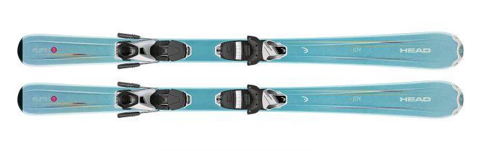 Горные лыжи Head Joy SLR2 + Крепления SLR 4.5 AC 2018