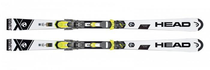 Горные лыжи Head WorldCup Rebels i.SL RD / FIS Worldcup 2019 + Крепление FF EVO 14 X