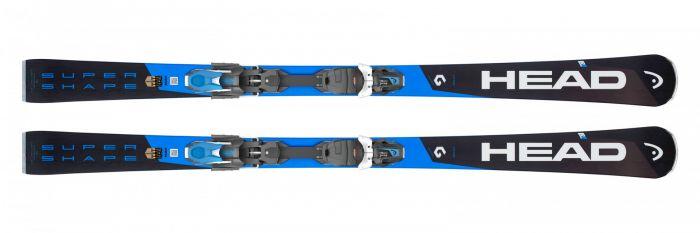 Горные лыжи Head Supershape i.Titan + Крепление PRD 12 GW 2019