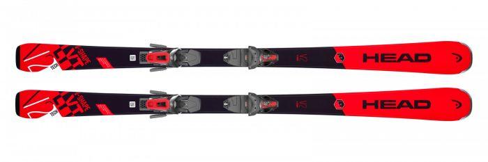 Горные лыжи Head V-Shape V2 2019 + Крепление SLR 10 GW