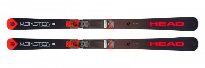 Горные лыжи Head Monster 88 Ti + Крепление ATTACK² 13 GW