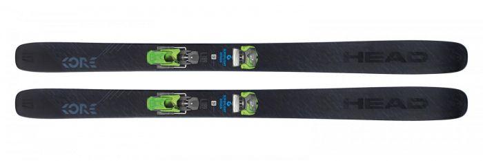 Горные лыжи Head Kore 117 + Крепление ATTACK 13 GW