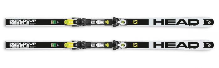 Горные лыжи Head SG JRP RDХ  (15/16)