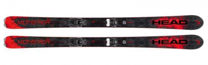 Горные лыжи Head MONSTER 88 Ti SW + ATTACK 13