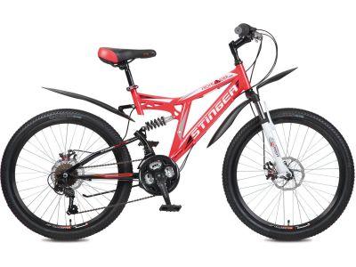 Велосипед Stinger Highlander 100D 24 (2016)