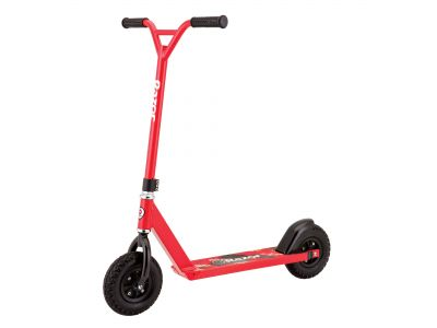 Самокат Razor RDS Dirt Scooter Red (2016)