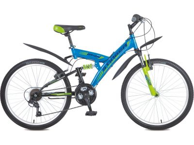 Велосипед Stinger Banzai 24 (2016)