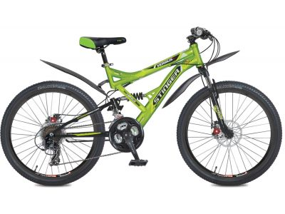Велосипед Stinger Versus D 24 (2016)