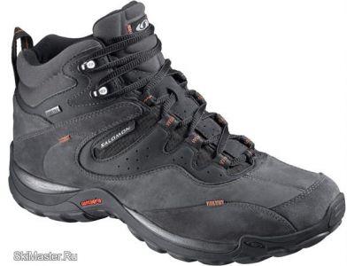 Сортировать Обувь для повседневного ношения в осенне-зимнем сезоне. кроссовки SALOMON 101074 B52 TS GTX W. Купить