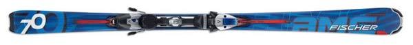 Горные лыжи Fischer   AMC 70