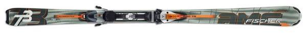 Горные лыжи Fischer  AMC 73