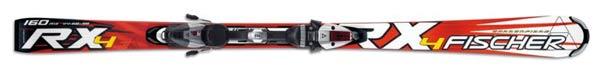 Горные лыжи Fischer  RX4