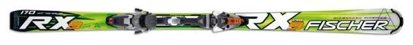 Горные лыжи Fischer  RX9 FTI
