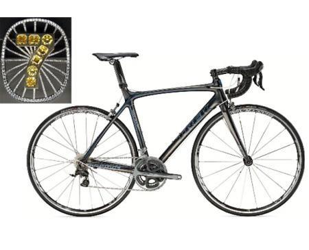 Самые дорогие велосипеды: Trek Madone 7-Diamond Edition