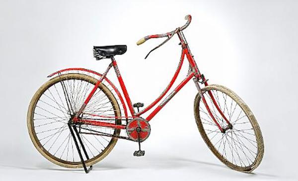 Самые дорогие велосипеды: 1890 Tiffany & Co. Bicycle