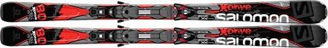 Salomon X-DRIVE 80 + Z10