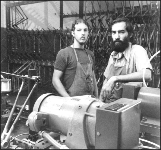 История компании Трек