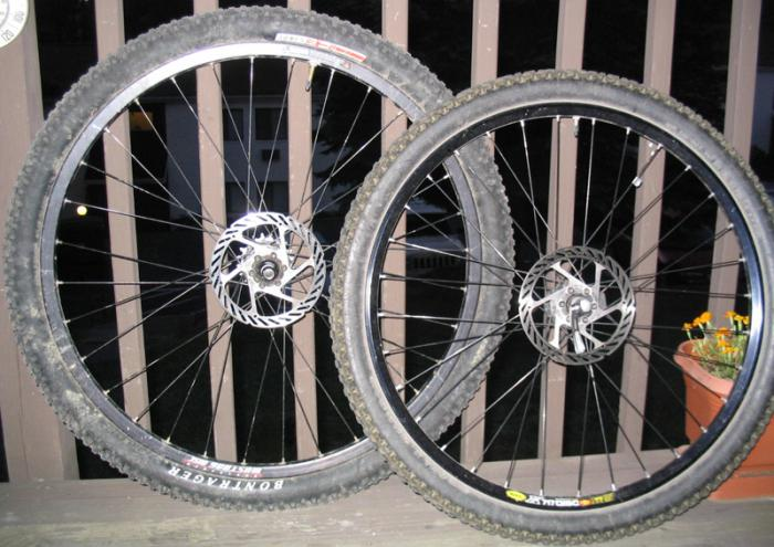 Какой размер колес