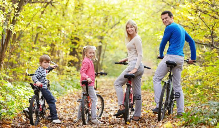 Рама велосипеда - как выбрать размер