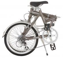 складной велосипед мини